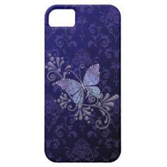 Jewel Butterfly iPhone 5 Case