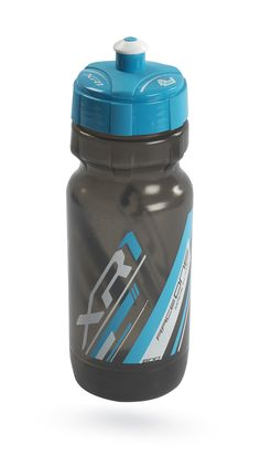 Raceone bottle XR1 smoke-sky E Mtb, Drink Bottles, Water Bottle, Sky, Drinks, Biking, Heaven, Drinking, Beverages