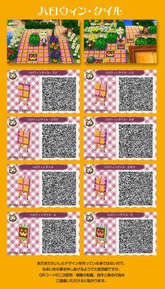 Spooky patterns LunaRip~ 4 Next year xD