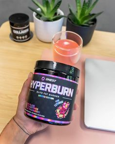 HYPERBURN combines some of the most widely researched ingredients that have been shown to help enhance thermogenesis, increase calories burned and stimulates focus and concentration. WHEN TO USE: ☀️ Fasting in the morning: Start your day full of energy. 💼 At Work: To help you focus and be more productive. ⛹️♀️ Before your exercises: To speed up your metabolism and attack fat loss from every angle... Calories Burned, Burn Calories, Fat Burner Supplements, Morning Start, Metabolism, Exercises, Lose Weight, Health, Health Care
