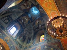 Chiesa russa di firenze, int 06 - Category:Russian Orthodox church in Florence - Wikimedia Commons