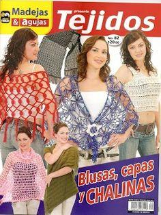 Patrones Crochet: Revista Calados de Crochet