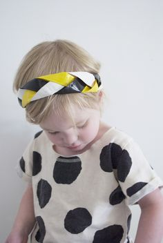 DIY:+Braided+Duct-Tape+Headband+by+merrileeliddiard+for+Julep