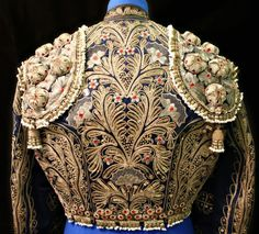 ....this jacket is the only good part about bullfighting.