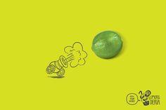 「渇きを殺せ。」シンプルなコピーから大きくクリエイティブジャンプしたジュースの広告 | AdGang