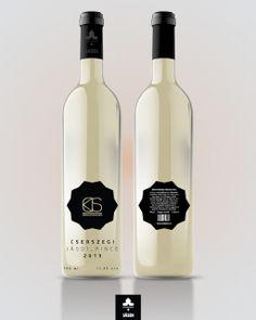 Wine Packaging   Packaging Botellas de vino   Jásdi Wine Label Concept