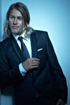 Jaxx from Sons of Anarchy..... Would have been the PERFECT Christian Grey!!!
