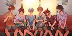 Twitter Reborn Katekyo Hitman, Hitman Reborn, Fire Emblem, Rainbow Boys, Happy Tree Friends, Digital Painting Tutorials, Manga, Vocaloid, Neko