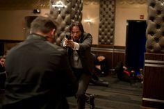 John Wick. Perfect shooting grip.