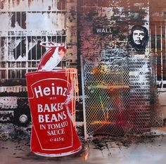 Ghetto beans 90x 90 Baked Beans, Tomato Sauce, Canning, Art, Pictures, Art Background, Tomato Gravy, Kunst, Performing Arts