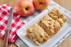 Apfel Brownies