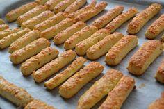 Filléres omlós sajtos rúd vagy lapocska
