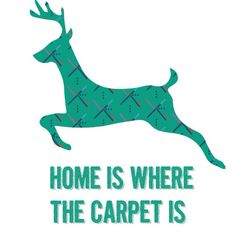 Home is where the carpet is #PDXcarpet #PDX