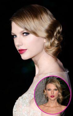 Cabello de impacto: Los top hairstyles de las it girls en la alfombra roja Taylor Swift