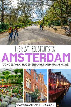 Amsterdam Itinerary, Amsterdam City, Amsterdam Travel, Amsterdam Netherlands, Amsterdam Living, Travel Netherlands, Travel Guides, Travel Tips, Travel Hacks