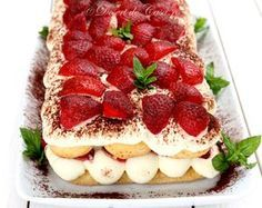Non Bake Desserts, Sweets Recipes, Cookie Recipes, Avocado Salad Recipes, Good Food, Yummy Food, Romanian Food, Food Cakes, Sweet Bread