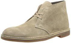 Clarks Men's Bushacre 2 Boot,Sand Suede,$32.10