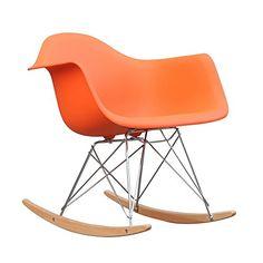 Fine Mod Imports Rocker Arm Chair, Orange Fine Mod Imports http://www.amazon.com/dp/B00UWMZD5I/ref=cm_sw_r_pi_dp_umnCwb04RERPG
