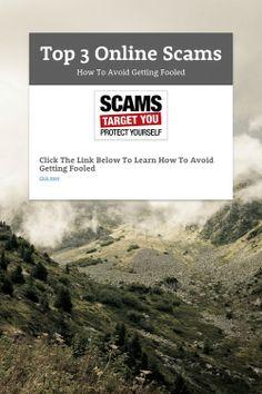 Top 3 Online Scams