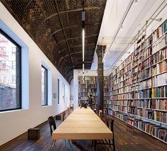 Peter Freeman Gallery in New York by Toshiko Mori Architect