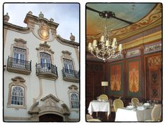 Old World Portuguese Style Hotels