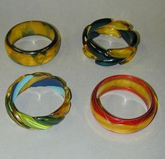 Bakelite Bracelets - Doyle New York