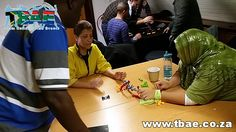 The Centre For Conflict Resolution team building event in Cape Town, facilitated and coordinated by TBAE Team Building and Events Team Building Events, Minute To Win It, Conflict Resolution, Cape Town, Centre, Model, Scale Model, Models