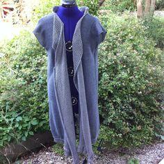 Mantel gestrickt auf der KH 270