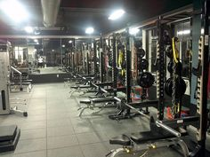 New Weight Room Layout by IMPACT Sports WerThatNextLevel, via Flickr