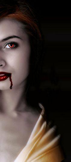 Vampire Mellie-Drop of Blood