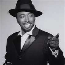Eddie Griffin...spent part of my 25th birthday with him, super nice guy!!! -Vickie