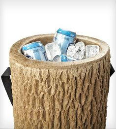 The Stump Cooler | Home Kitchen | Wisconsin Products, Inc. | Scoutmob Shoppe | Product Detail