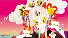 招き猫 by オオタニヨシミ | CREATORS BANK http://creatorsbank.com/yoshimi/works/287387