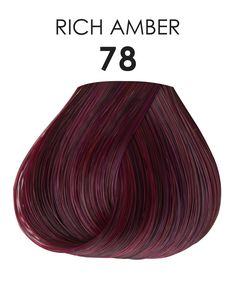 CI ADORE S/P HAIR COLOR RICH AMBER