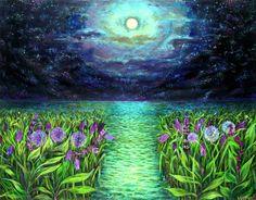 paisajes surrealistas al óleo pintura surrealista paisaje paisajes ... dopepicz.com799 × 625Buscar por imagen Paisaje Místico de Anastasia Woron  amanda-ruso pintora - Buscar con Google
