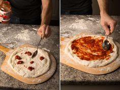 The Best Pizza You'll Ever Make - Flourish - King Arthur Flour Best Pizza Dough, Good Pizza, Perfect Pizza, Bakery Recipes, Pizza Recipes, Bread Recipes, King Arthur Pizza Dough Recipe, Knead Pizza, Local Pizza