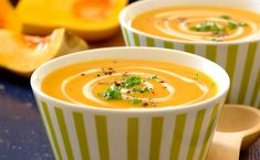 EASY BUTTERNUT SOUP - Coat fresh hake in this tasty lemon butter sauce and serve it with a delicious mango salsa. Butternut Soup, Lemon Butter Sauce, My Cookbook, Mango Salsa, Recipe Collections, Housewife, Curry, Cooking Recipes, Tasty