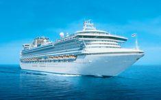 Sapphire Princess Cruise Ship we went to Alaska 2011