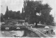 Kefalari, Kifissia, 1888 Greece Pictures, Old Pictures, Old Photos, Vintage Photos, Athens History, Greek History, The Old Days, Athens Greece, Greece Travel