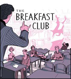 The Breakfast Club by Douglas James Fuchs [©2015]