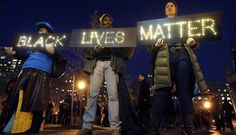 The Black Lives Matter movement is teaming up with New York-based ad agency J. Walter Thompson to create a nationwide Google Maps-based website to show shoppers where to find small businesses and restaurants owned by African-Americans. (AP Photo/Jason DeCrow, File)