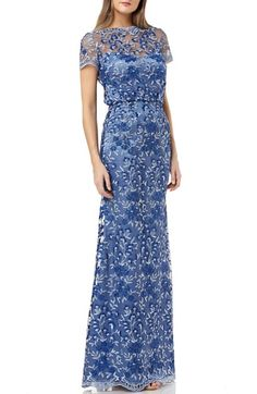 online shopping for JS Collections Embroidered Evening Gown from top store. See new offer for JS Collections Embroidered Evening Gown Floral Evening Gown, Evening Dresses, Women's Dresses, Wedding Dresses, Summer Mother Of The Bride Dresses, Evening Gowns Online, Formal Gowns, Long Gowns, Formal Wear