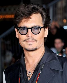 famous actors and actresses   Johnny Depp Reveals Native American Heritage