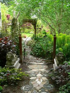 Garden Gate ~ Style Estate