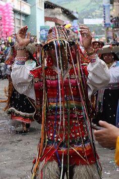 #CARNAVAL de #Guaranda #Ecuador ✨ #Greengotravel #travel  https://www.pinterest.com/pin/561331541032095285/