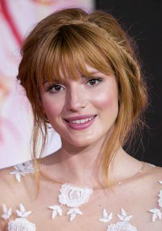 Bella Throne haircolour