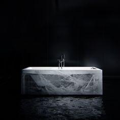 Arctic bathroom on Behance