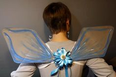 DIY Tutorial: DIY Fairy Costume / DIY quick and easy fairy wings - Bead&Cord