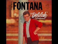 Jimmy Fontana - Dalila (1969).wmv  Ví que brillaba una luz En la noche estrellada, Era la luz de mi amada En aquel ventanal