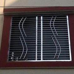 Shree Om Engineering offering SS Window Grill, Ss Window Grill in Pune, Maharashtra. Get best price and read about company and get contact details and address. Iron Window Grill, Grill Gate Design, Window Grill Design Modern, Balcony Grill Design, Front Gate Design, Door Gate Design, House Gate Design, Main Door Design, House Front Design